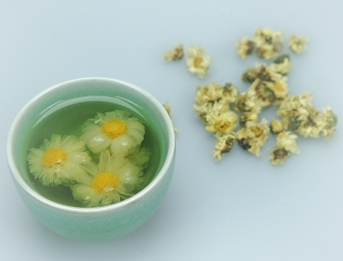 Herbal Flower Tea Image