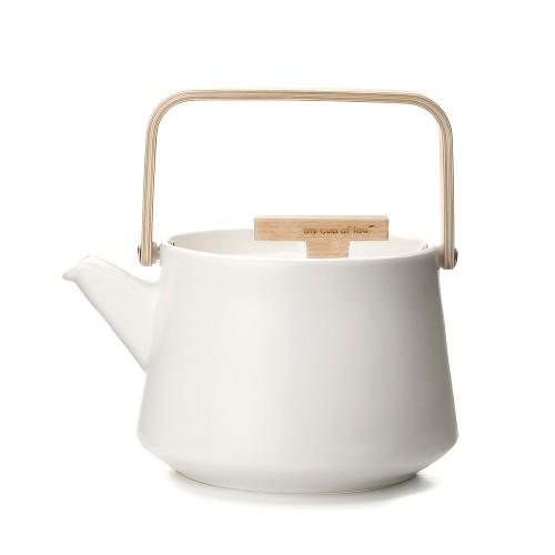 Super ceramic teapot